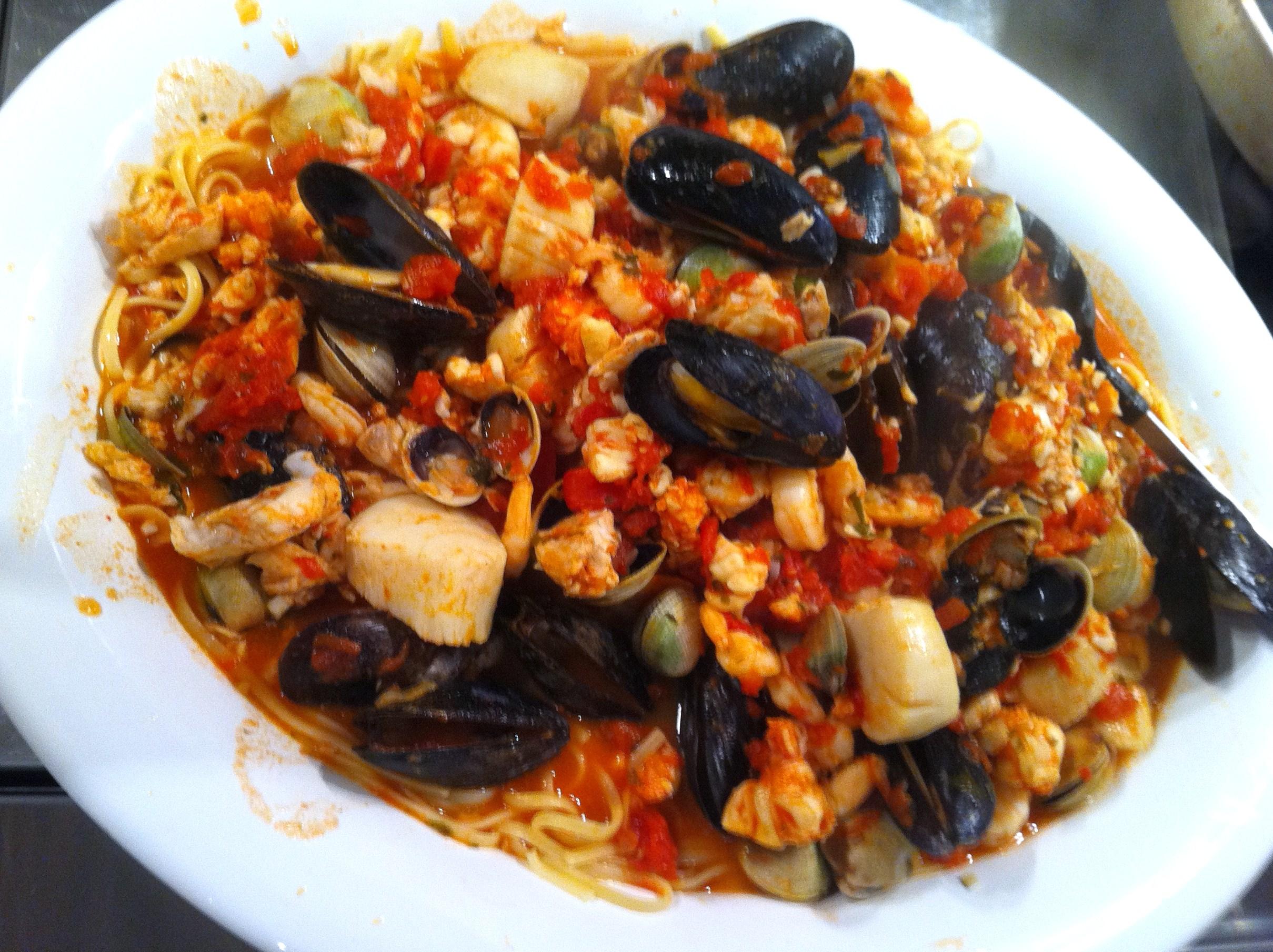 Shabbat Zuppa di Pesce – Jewtalian's Recipes