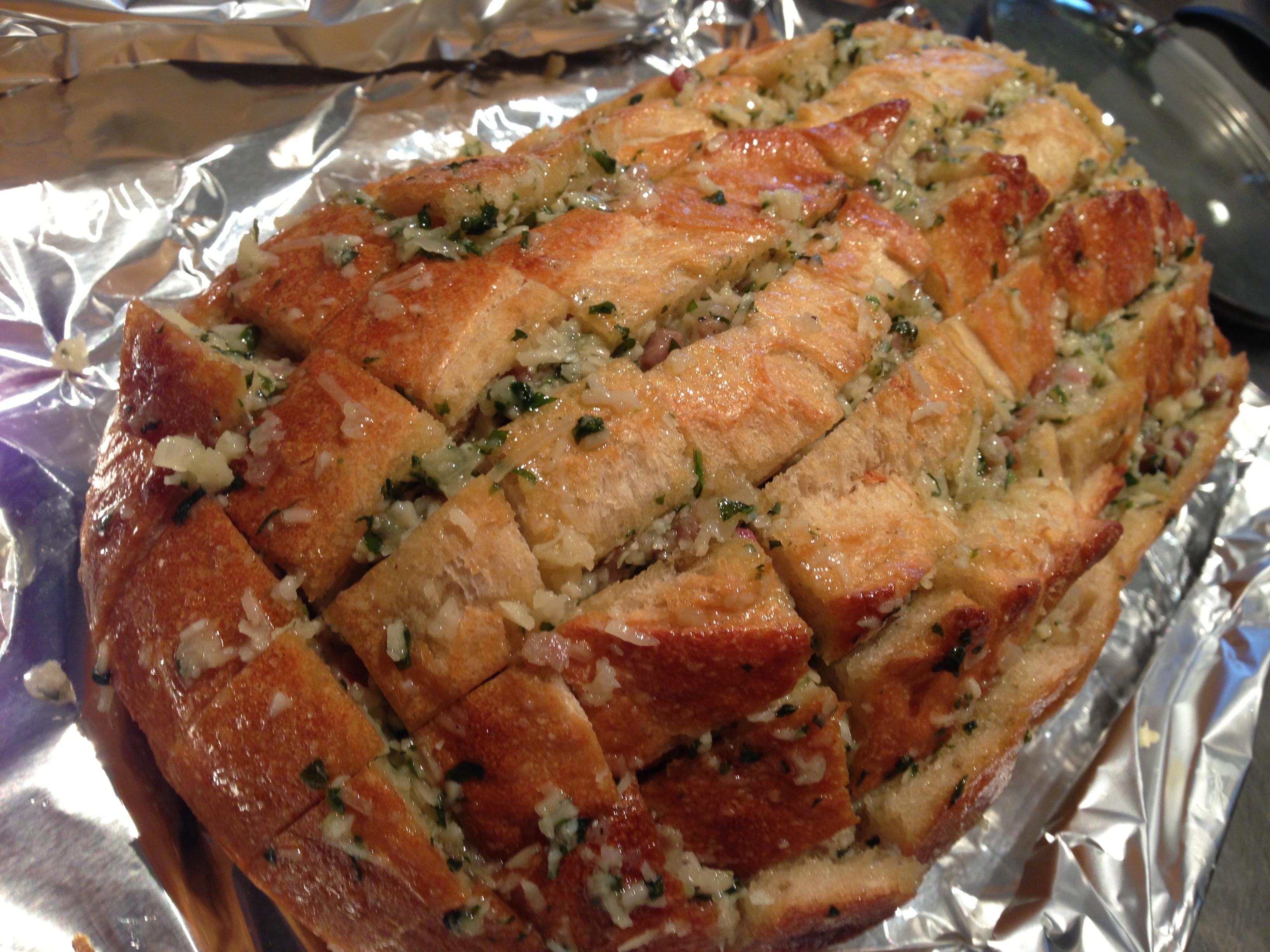 Prosciutto Bread – Jewtalian's Recipes