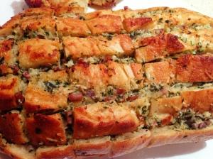 Prosciutto Bread
